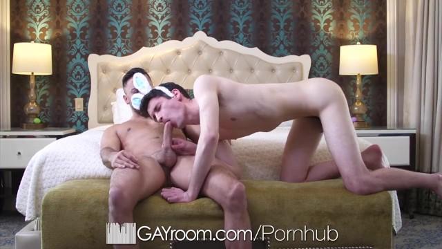 Ear piercing gay ear Gayroom bunny ears easter fuck celebration