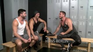 Locker room gay naked