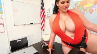 Big Tit School Girls Angelina Castro Find Teachers Strapon