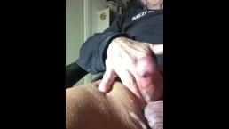No hands orgasm