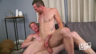 Sean Cody - Sean enjoying suck Jax's thick cock