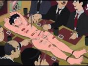 Crossdresser's Erotic Job (Part 9) SOUND