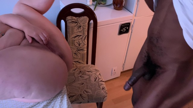 Squirting Pawg: BBW cant get enough so I make sure he did me whole Morning.