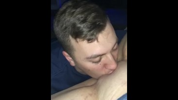 Another pussy eating orgasm from Flash Gordon
