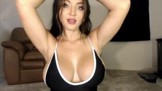 Vidéos porno adultes gratuites - Big boobs Crystal Knight Aisselle Fétiche Teaseum Modèle Joi Branler Instruction