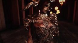 skyrim Female monster spider queen porn