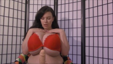 Teeny Tiny Bras While Tit Fucking (Lovely Lilith)