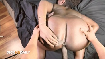 She Gave That Sloppy Then I Fucked Her Creamy Pussy