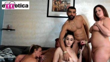 Teachers Orgy In Chicago With Porn Star