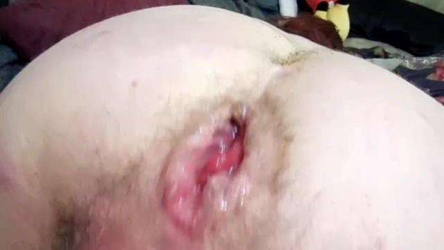 bbw anální gape porno