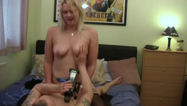 Full Unseen View Beefy & Jodie Cummings Bedroom Pov