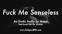 Dirty Talk & Fucking 2 Loads Out Of My Big Cock (Erotic Audio for Women)