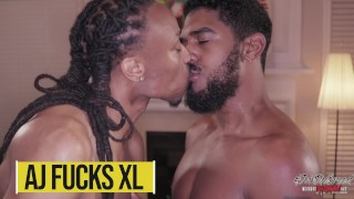 AJ Fucks XL - Bussin It Down