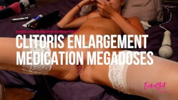 Euroslut's Best Clit Enlargement Medication Megadoses (Full Video)