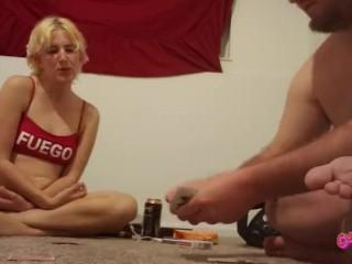 Strip Poker Part One
