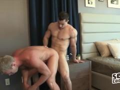 Sean Cody - Randy & Hunter Bareback - Gay Movie