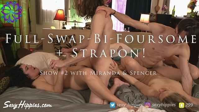 Miranda cosgrove nuded Full swap bi mmff foursome - show 2 w/ miranda spencer - sexy hippies