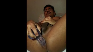 $$MONEY SHOT$$ CUMMING WHILE USING DILDO