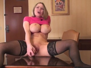 Busty School Principal Sucks and Fucks You POV Roleplay