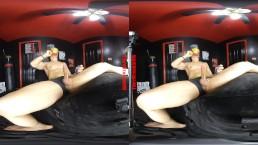 3D VR 6K TEASER! 12 day CUMSHOT Multi-Orgasmic Ejaculation Attempt
