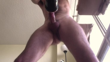 A nice slow fuck, then I shoot my load in your face (dirty talk, toy, FPOV)