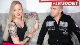 LETSDOEIT - Sweet & Unshamed Girlfriend Recording First Sextape