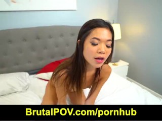 Brutal POV – Vina Sky – Owned Asian Slut