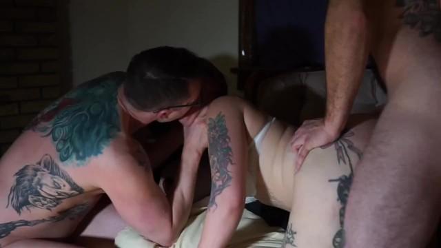 Amateur Mmf Threesome Homemade
