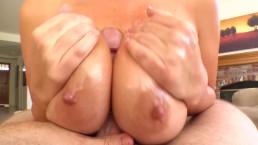 Jonni Darkko - Big TIt MILF Babe Gets Titty Fucked And Facialed