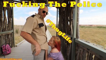 Fucking the Police - Outdoor Public Sex
