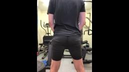 very short Video' 11 ** my BIG BOUNCING COCK ** PART 1 **