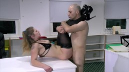 Bad Big Booty Wives - Fallon West Rides Huge Cock Stud