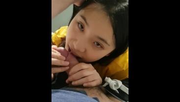 June Liu - Naughty chinese student (刘玥)