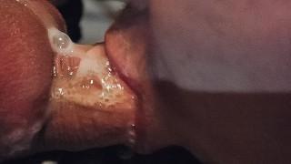 Nieuwe pornofilms - Ik Heb Nog Nooit Zo Diep Aan Mijn Lul Gezogen Diepste Zelf-Deepthroat