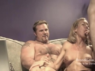 Tight Tiny Teen Nude Fucking, Milf Brandi Love sucking and fucking two lucky guys Big Tits Blonde