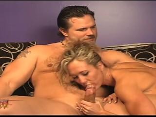 Videosxx Xx Gorgeous Milf Brandi Love Blows Husband, Big Tits Blonde Blowjob Milf Pornstar