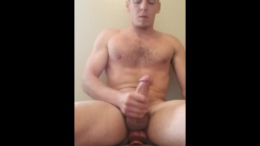 Straight country boy jacking off (short ver.)