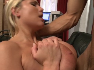 Young Son Fuck Her Mom Sex In The Loft: Big Boobs Chicks Drink Cum, Big Tits Blonde