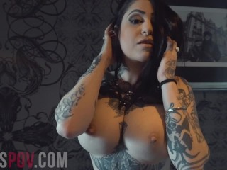 Naked Bent Over Women BUSTY TATTOOED PORNSTAR OPHELIA RAIN SUCKS FOR AN ORAL CREAMPIE