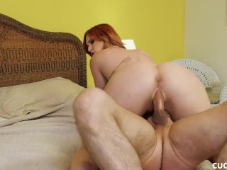 Big Tits Edyn Cucks Her Hubby By Calling A Gigolo To Fuck Her Horny Pussy