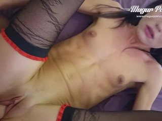 Sex Without Oral Fucking, Anal lover nataly Gold gets assfucked In the bedroom by MugurPorn Blowjob Hardcore Pornstar