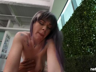 Horny Girl That Loves Anal Sex!