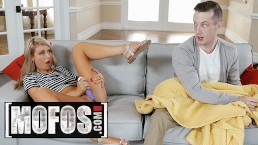 MOFOS - Fucking Around With My Stepsister Victoria Steffanie