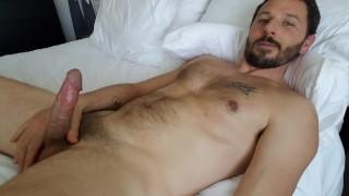 Video Pornos - Bearded-Guy I Gotta Cum. Jerking Off By Myself
