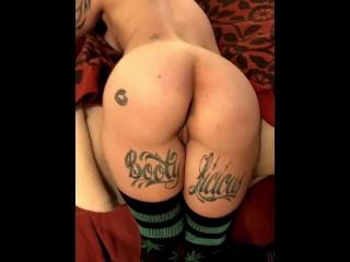 Amateur Nuru Massage Cum Inside Me Daddy