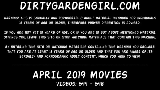 Teen news sites April 2019 news at dirtygardengirl site extreme anal prolapse fisting
