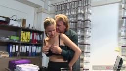 GERMAN - Richtig geile Dicke Titten Part 1