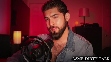ASMR Boyfriend Role Play Taking Sexy Photos Of You Ft. Hot Bear In Denim