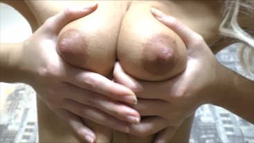 Fit girl in bikini fucked her ass and creamy pussy
