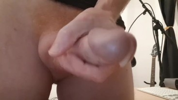 FPOV Dirty Boss Thanks You For Working Late With Huge Cumshot Close Up